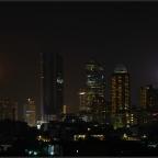Full Moon over Jakarta
